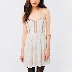 U O • Bustier Dress